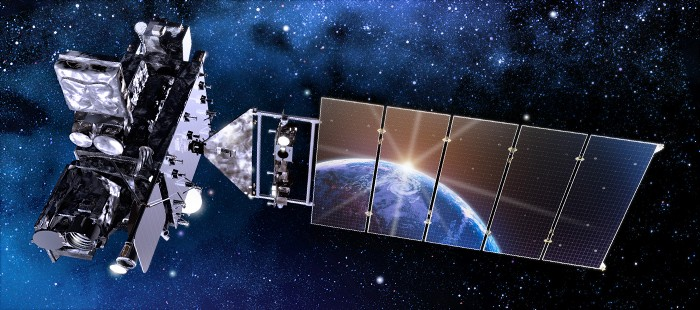Lockheed Martin Earth Observation Satellite