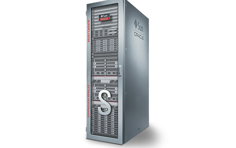SPARC SuperCluster Engineered System
