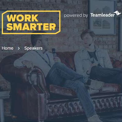 Donato Cremonesi Speaker all'Evento Work Smarter del 21 Novembre