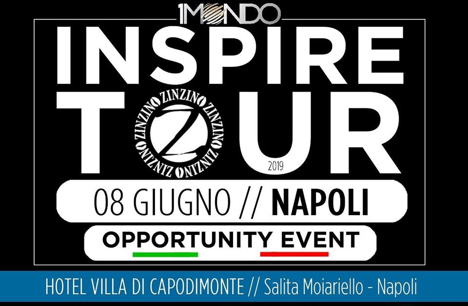 Inspire Tour - Opportunity Event