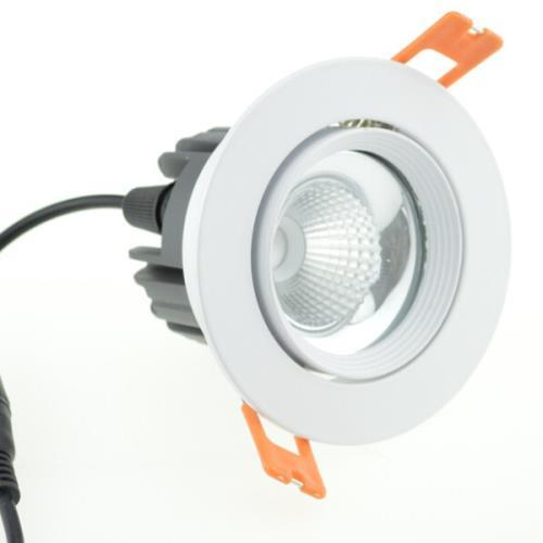 FARETTO A INCASSO LED FOOD 10W