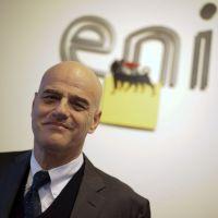 Claudio Descalzi, AD Eni