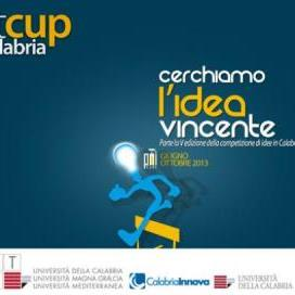 START CUP CALABRIA 2013