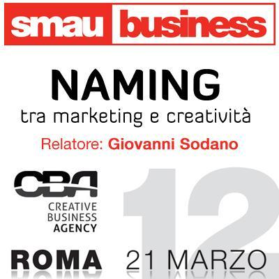 Naming tra Marketing e Creatività